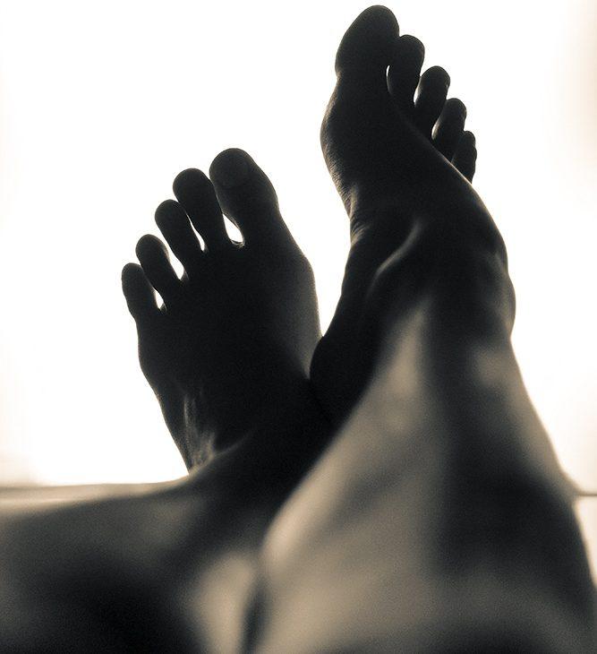 natürlich schöne füße