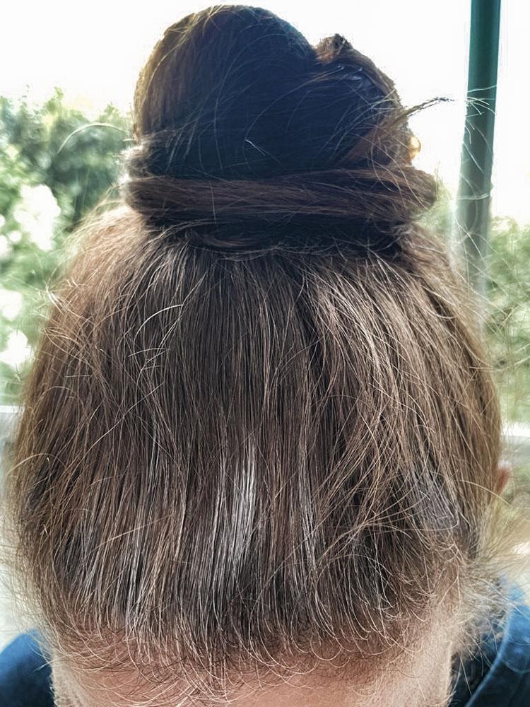 50plusstyle I Graue Haare: mit Stolz tragen wie Caroline