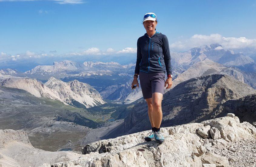 hermine thrä: Warum ich mit Ü50 mein Herzensbusiness starte und meine Kunden als Guide in die Berge begleite