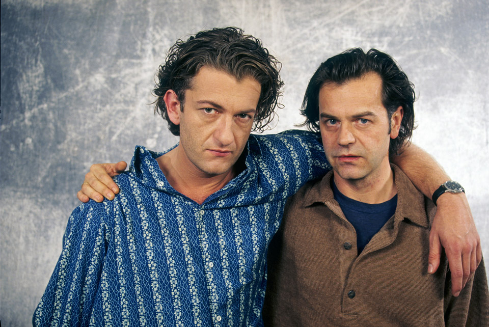 Frank (Dominic Raacke), Ralf Huettner (Regisseur)